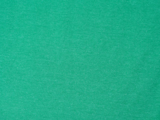 green cloth with crumple, background