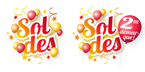 Photos illustrations et vid os de 2e - 2eme demarque soldes ...