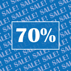 Sale discount design. Special offer price signs. Sale concept for shops, web and other commerce. Vector illustration.