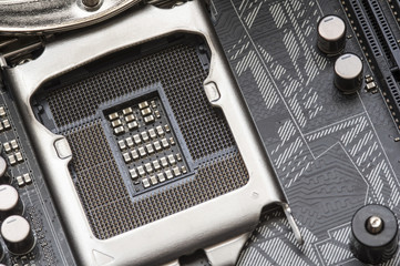 CPU motherboard socket