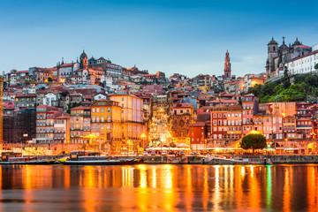Fotomurales - Porto Portugal on the Douro River