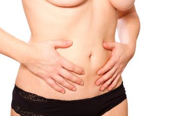 Bauchschmerzen und Magenkrämpfe