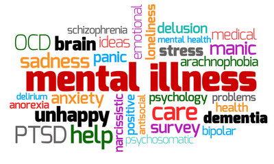 Mental Illness Keywords