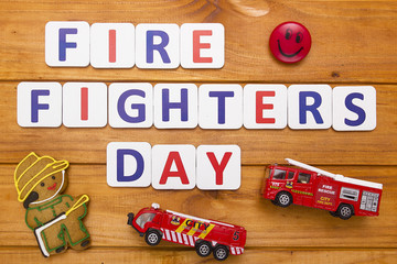 Fire fighters day