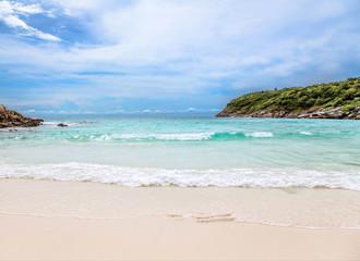 Tropical beach. Koh Racha. Thailand.
