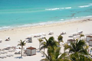 Spoed Fotobehang Cyprus Cancun
