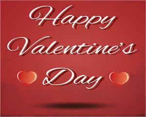 valentine red background