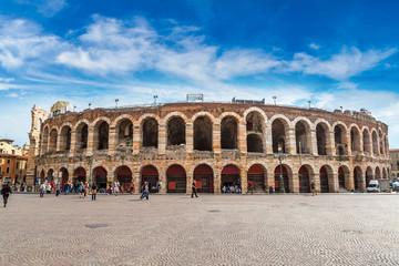 Fototapete - Verona Arena  in Verona, Italy