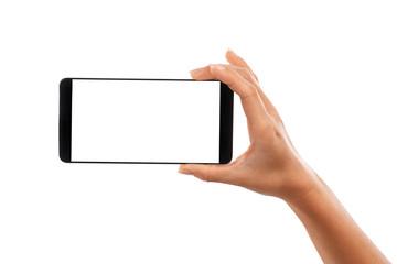 hand smartphone