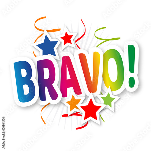 "Image Bravo bravo !"" stock image and royalty-free vector files on fotolia"