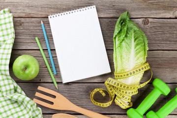 Healthy food cooking