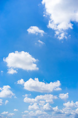 sky cloud, vertical