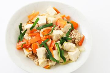 沖縄料理 豆腐チャンプルー