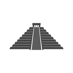 Chichen Itza Icon