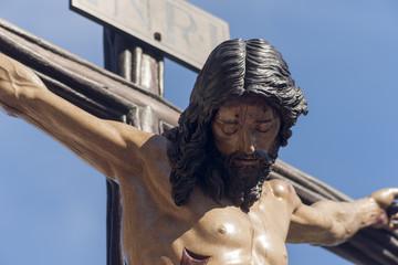 Muerte de Jesús en la cruz, hermandad de los estudiantes, semana santa de Sevilla