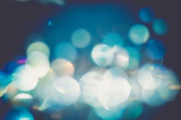 Shimmering Bokeh Lights