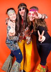 Fasching – Hippies