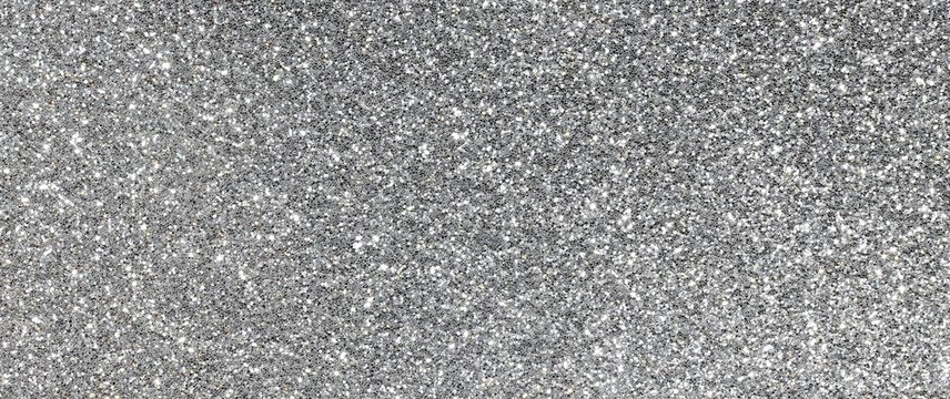 large background gray silver glitter bright shiny sparkling