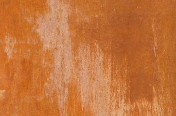 weathering steel sheet (corten steel) pattern Wall mural