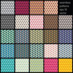 Set of Seamless Patterns