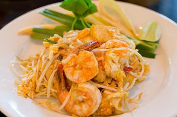 Shrimps Pad Thai