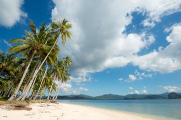 Tropical Beach, El Nido, Palawan, The Philippines