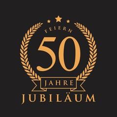 Jubiläum GOLD