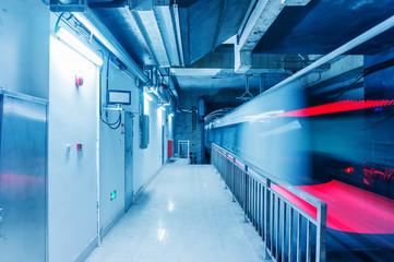 High-speed subway