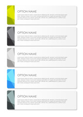 Infographic Design Elements for Your Business Vector Illustration