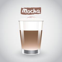 Vector Illustration : Mocha