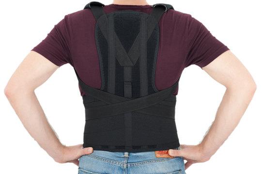 Medical posture bandage