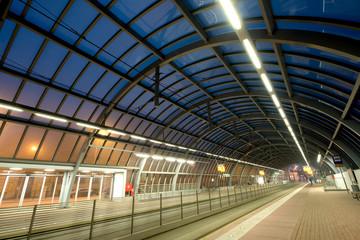 Przystanek tramwajowy Dworzec Zachodni Poznań