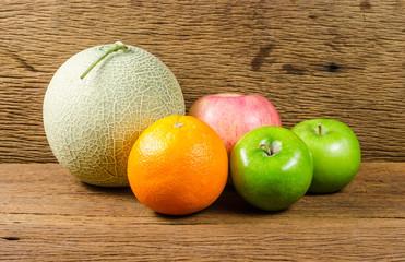 apple ,orange