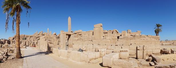 Karnak Tempel, Luxor, Ägypten