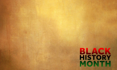 Black History Month Wall mural