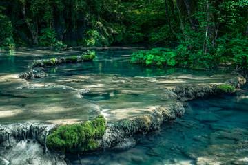 Wasserkaskaden Jura 2