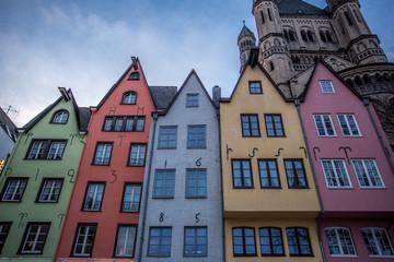 Stift Groß St. Martin am Fischmarkt in Köln