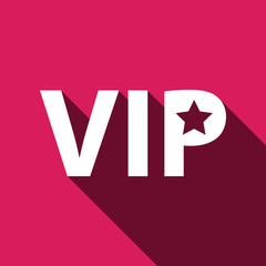 VIP icon for web and mobile