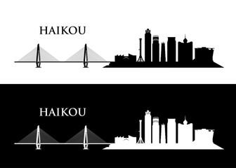 Haikou skyline