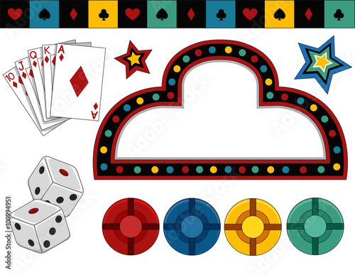 elements of gambling Widespread resentment against gambling may be explained by the failure of  gamblers to perform normally  jects, in which the elements of chance con.