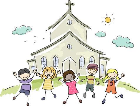 Stickman Church Kids