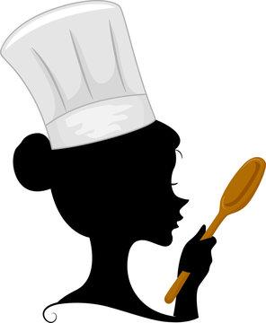 Chef Silhouette