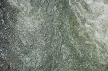 background or texture of river water