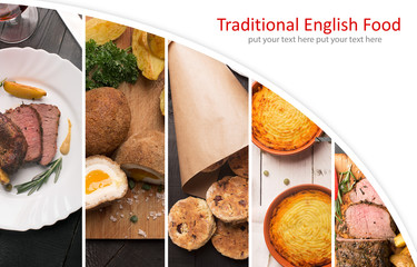 Traditional English Food