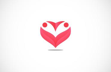 beauty love pink logo