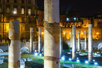Roma Colonna di Traiano Mercati di Traiano