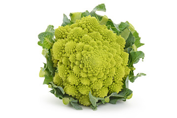 broccolo verde romanesco