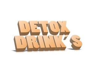 Detox Drink´s 3D Wort