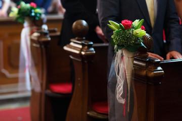 fashion florist decoration for amazing cute wedding ceremony
