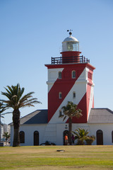 Light house in Cape Town, South Africa.